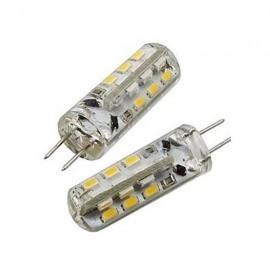 Лампа светодиодная G4 1,5W 3000K 12V LEDEX