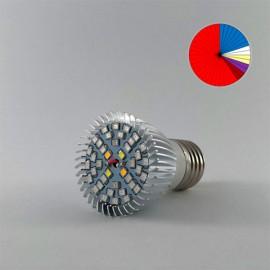 Светодиодная Фитолампа 4W Е27 Мульти-Спектр