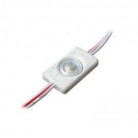 Светодиодный модуль 3030 0,6Вт 12В IP65 белый TM POWERLUX