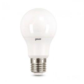 Лампа светодиодная Gauss A60 10W E27 4100K