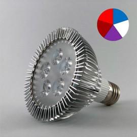 Светодиодная Фитолампа 15W Е27 Мульти-Спектр