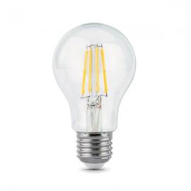 Лампа светодиодная Gauss Filament Graphene A60 E27 15W 2700К