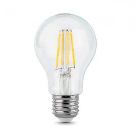 Лампа светодиодная Gauss Filament A60 E27 6W 4100К