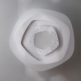 Светильник потолочный светодиодный Рона 35W WH Powerlight