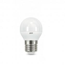 Лампа светодиодная Gauss Blakc G45 E27 9,5W 4100К