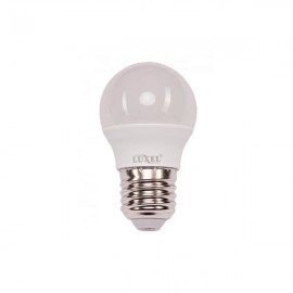 Лампа светодиодная LUXEL G45 4W E27 4000К Eco
