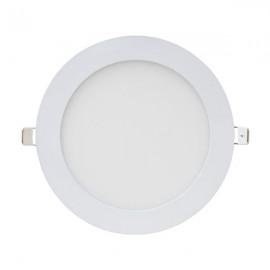 Светодиодный светильник POWERLUX 12W 4500K круг