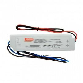 Блок питания 100W 8.33А 12V IP65 корпус пластик