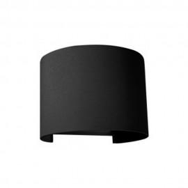 Светильник фасадный светодиодный Feron DH013 COB 2x3W 3000K IP54 черный