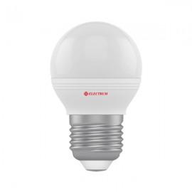 Лампа светодиодная Electrum D45 6W E27 4000K 1408-A-LB
