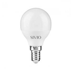 LED лампа SIVIO G45 6Вт 4500K E14