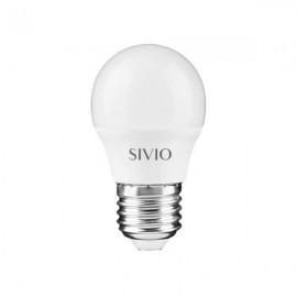 LED лампа SIVIO G45 10Вт 4500K E27