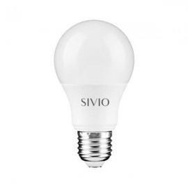 LED лампа SIVIO A60 8Вт 4500K E27