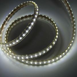 Светодиодная лента 220V 3014 120led/m 5,5W IP65 нейтральная белая TM POWERLUX