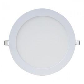 Светильник встраиваемый LED PWL 18W 4500K IP20 круг