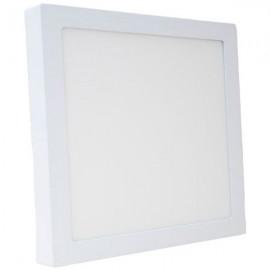 Светильник накладной светодиодный PWL 24W 4500K IP20 квадрат