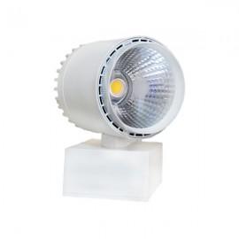 Трековый светодиодный прожектор OPTONICALED 35W 4500К белый корпус CITIZEN CHIP