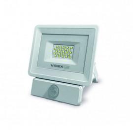 Прожектор светодиодный VIDEX 20W 5000K 220V VL-Fe205W-S сенсор