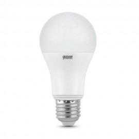 Лампа светодиодная Gauss Elementary A60 20W E27 4100K