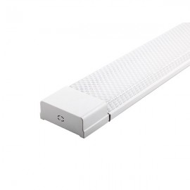 Линейный светодиодный светильник Feron 18W 4100K AL5020 IP40