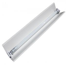 Светильник Трассовый открытый под светодиодную лампу Т8 1*1200мм СПВ-01