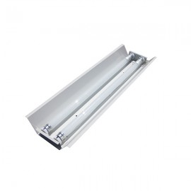 Светильник Трассовый открытый под светодиодную лампу Т8 2*600мм