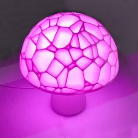 Светильник-ночник RGB Гриб+пульт+USB Powerlight
