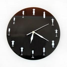Часы MODA black 1*AA Powerlight