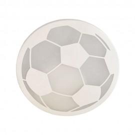 Настенный светильник светодиодный 3000K Футбольный мяч Powerlight