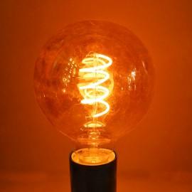Лампа светодиодная Е27 3D A95 Спираль Powerlight