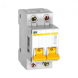 Автоматический выключатель 4,5кА 25А 2п IEK