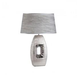Настольная лампа Leah E27 MAX 40W IP20 коричневая-белая Rabalux