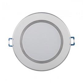 Светильник светодиодный AL527 12W круг белый 960Lm 4000K 142*28mm Feron