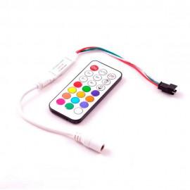 RGB Контроллер mini Smart strip 6А - Радио 14 кнопок, IP20