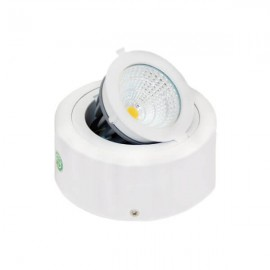 Светильник LED OPTONICALED 12W 2700K круг 118*50 мм накл