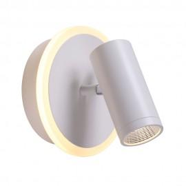 Спотовый светодиодный светильник PWL 5W+7W 3000K IP20-61069