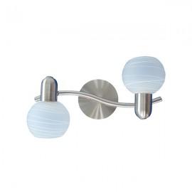 Настенный светильник E14 2xMAX 40W Aurel Rabalux