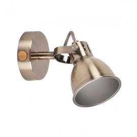 Спотовый светильник Ralph GU10 1max 9W бронза Rabalux