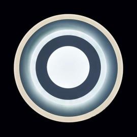 Настенный светильник светодиодный Лаго 18W белый корпус Powerlight