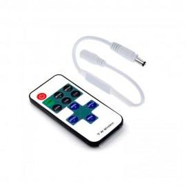 Диммер одноканальный mini 12А Радио - 11 кнопок