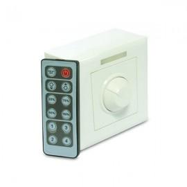 Диммер одноканальный 8А-IR-12 кнопок