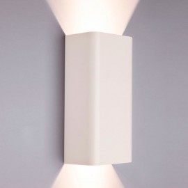 Настенный светильник 35W GU10 IP20 Bergen white Novodvorski