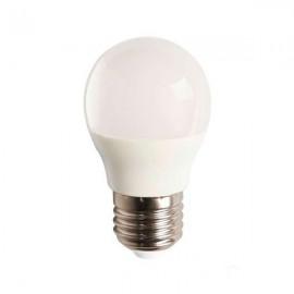 Лампа светодиодная G45 4W E27 2700K FERON
