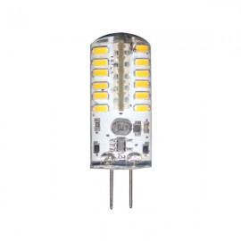 LED лампа G4 3W 12V 4000K COB 48LEDS FERON