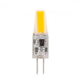 Лампа светодиодная G4 3W 12V 2700K COB FERON