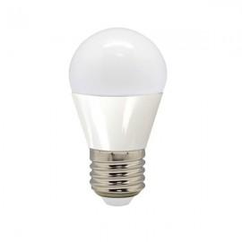 Лампа светодиодная G45 6W E27 2700K FERON