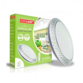 Светильник потолочный светодиодный 60W IP40 3000-6000К LED Smart Light  EUROLAMP