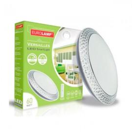 Светильник потолочный светодиодный 60W IP40 3000-6000K VERSAILLES LED Smart Light EUROLAMP