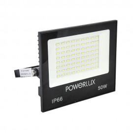 Прожектор светодиодный PWL 50W 6500K IP66-BLACK