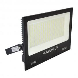 Прожектор светодиодный PWL 200W IP66-BLACK